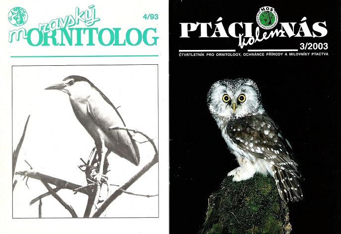 85 let Moravského ornitologického spolku v Přerově