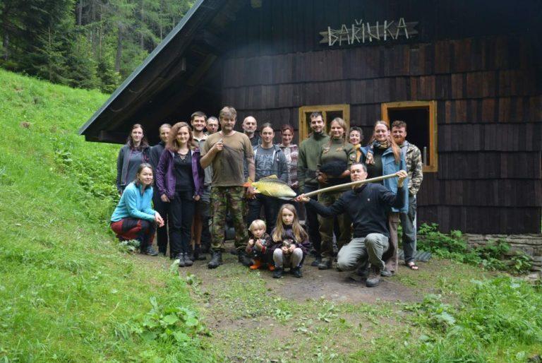 Účastníci VTV. Foto: J. Kačalová